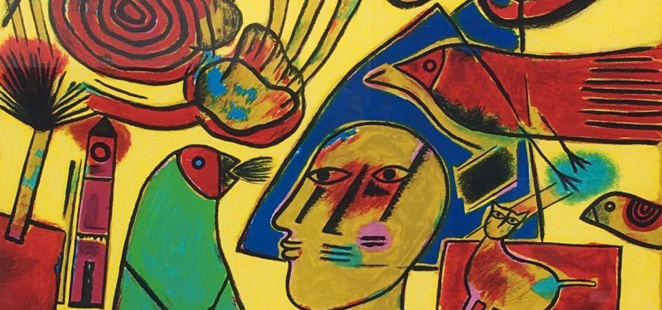 Kunst SALE - extra geopend op zondag 31 maart van 13.00 - 17.00 uur
