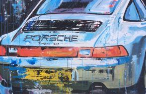 Eric Jan Kremer - Porsche Targa 911