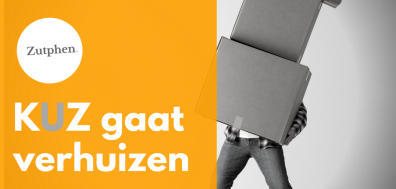 Kunstuitleen Zutphen gaat verhuizen!