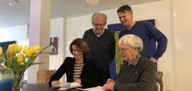 Kunst of Art Opnieuw sponsor van de kunstwandelroute 2019
