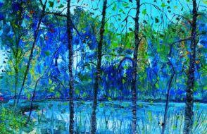 Gertjan Scholte-Albers - Wasps pond